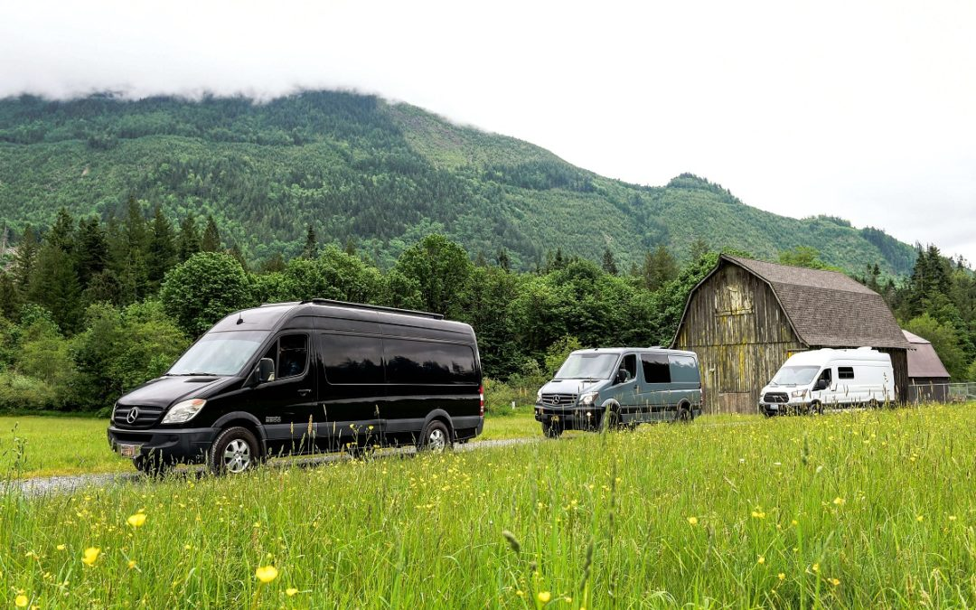 How to Choose the Perfect Van