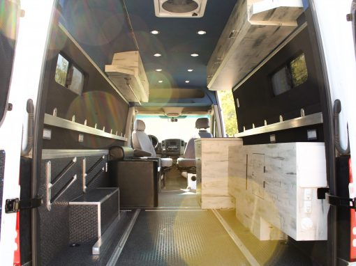 Avalanche Sprinter Conversion