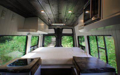 Sunbreak- Family van conversion for day trips