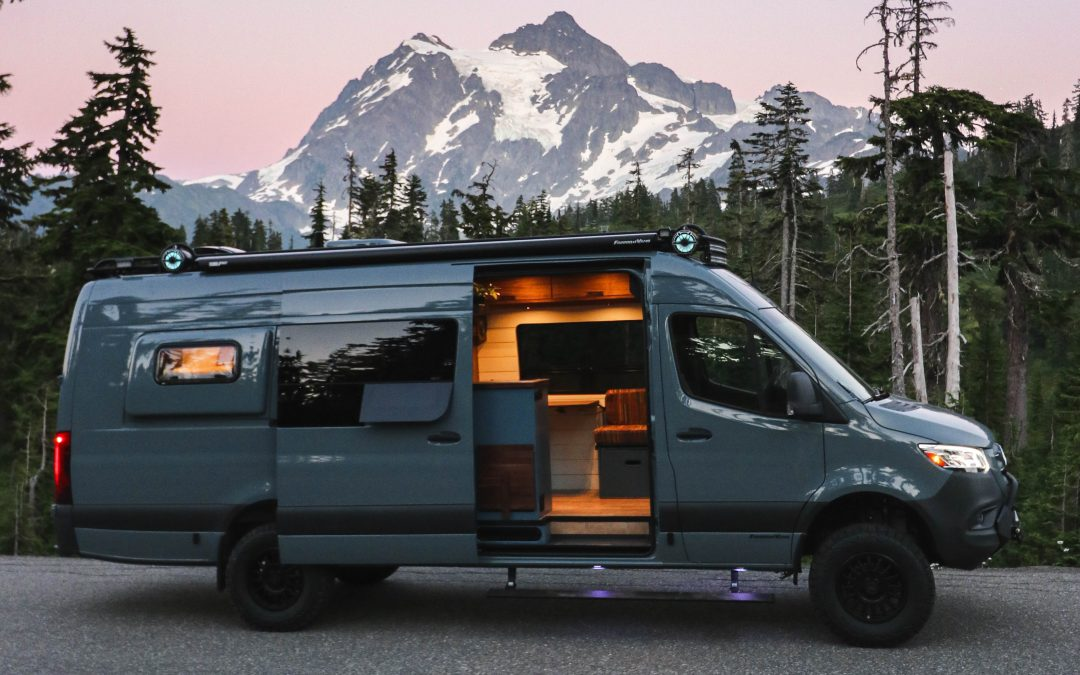 Strategies for Keeping Cool During the Summer in a Van