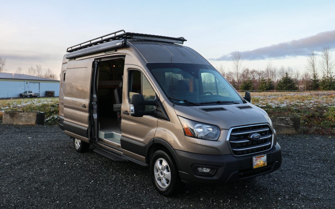 Ordering Recommendations for 2021 Ford Transit Vans
