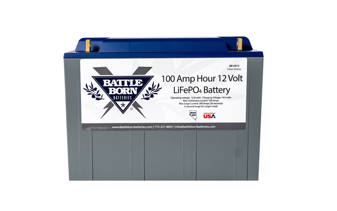 Battle Born Batteries – Product Review by Freedom Vans